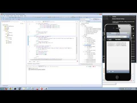 Hybrid HTML5 Application Development with Apache Cordova (Phonegap)