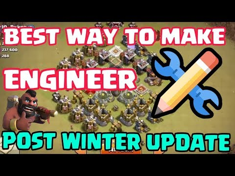 HOW TO MAKE AN ENGINEERED ACCOUNT POST WINTER UPDATE.