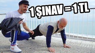 Download SOKAKTA PARA DAĞITMAK ( 1 ŞINAV = 1 TL )