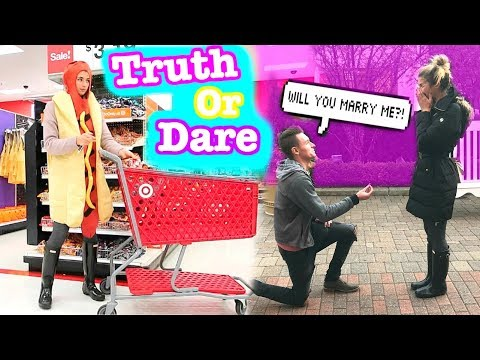 Extreme Truth Or Dare: Fake Marriage Proposal