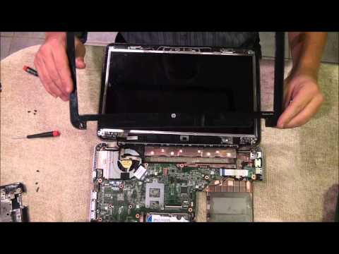 DIY - How to Replace Your Laptop Screen in an HP Pavilion DV6