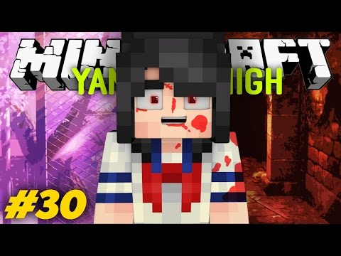 Yandere High School Yandere S Murder Dungeon S1 Ep 30 Minecraft