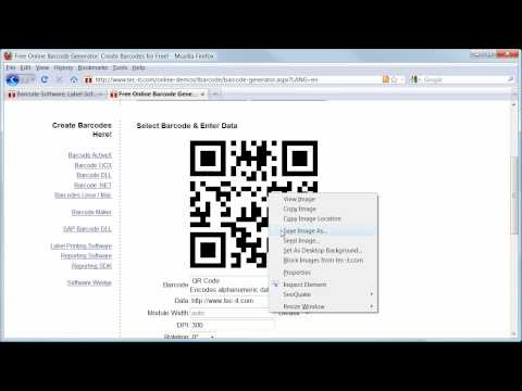 Free Online Barcode Generator for 1D, 2D and GS1 Bar Codes