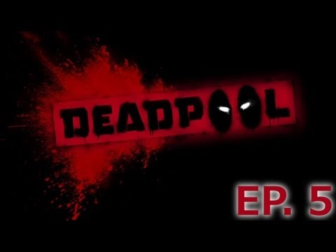 Deadpool Episode Five: Cable and the Amazingly Boring Speech