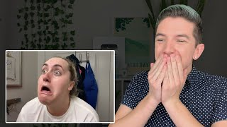 Specialist Reacts to Kombucha Girl's Skin Care Routine (Brittany Broski)
