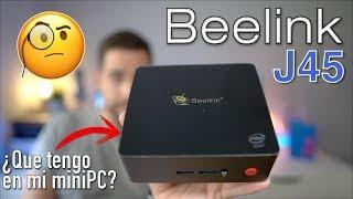 Beelink J45 ¿Qué tengo en mi MiniPC? ¿Para que lo uso?