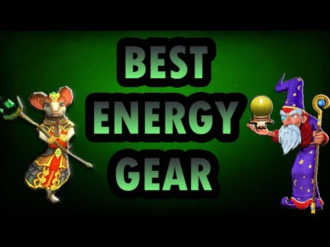 Best Energy Gear and How To Get It (Wizard101)