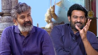 Saahore Baahubali - Special Interview of Prabhas and SS Rajamouli