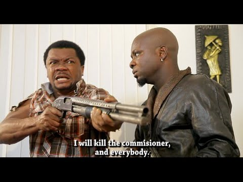 Anini [Part 2] - Yoruba 2015 Action Movie Cover
