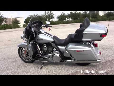 New 2015 Harley Davidson FLHTCTL Ultra Classic Low - Specs