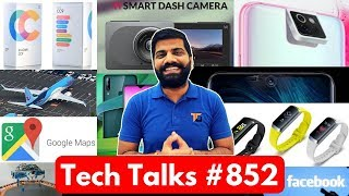 Tech Talks #852 - Oppo Under Display Camera, Realme X Spiderman, LG W10/W30/W30 Pro, Mi CC9