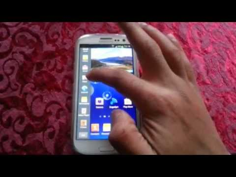 Samsung Galaxy s3 OFFICIAL ANDROID 4.1.2 + MULTI- WINDOW REVIEW!