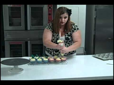 Honey Bee's Cakes Cupcake Wars Audition