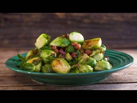 Marc Murphy's Brussels Sprouts with Bacon