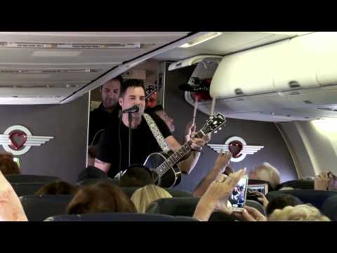 Southwest Airlines passengers get a Las Vegas surprise
