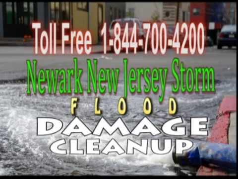 NEWARK FLOOD DAMAGE REPAIR WATER MOLD SEWAGE BACKUP JUNK CLEANING NEW JERSEY