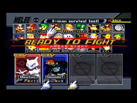 Super Smash Bros Melee - SSKR Gaming VS TheAwesomeShow9821 (Pt-2)