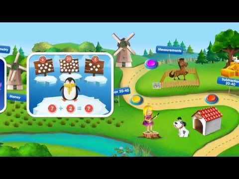 Singapore Math - Educational App for Preschool and Kindergarten Easy Learning