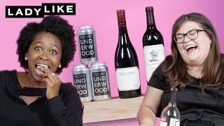 We Tried Cheap Vs. Expensive Wines