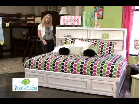 Reflections Bed by Lea Children's Furniture