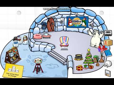 Club Penguin Rewritten Part 51 Fiesta and January fun!
