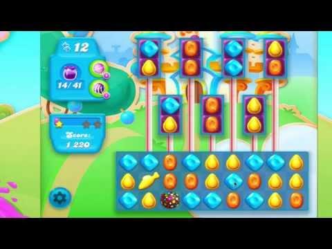 Candy Crush Soda Saga Level 263 No Booster HOW JAM WORKS