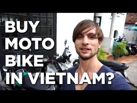 Should You Buy A Motorbike In Vietnam? (When Teaching English in Vietnam)