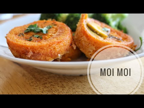 How to make Moi moi (in the oven) | Healthy Nigerian food