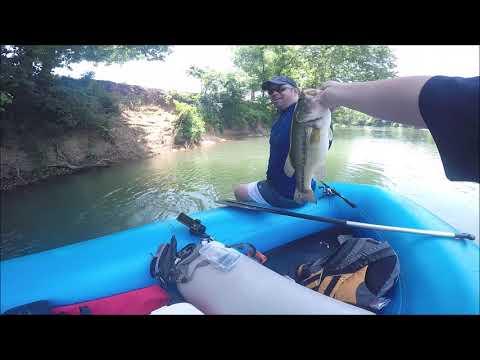 CDA Young Couple Rafting Trip