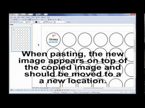 How to Print Glossy Labels