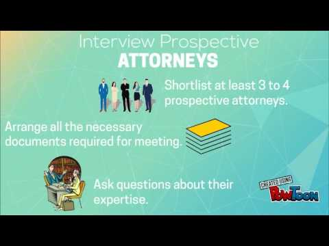Tips on how to find a tax lawyer