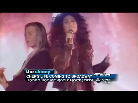 Cher Goes to Broadway   ABC News