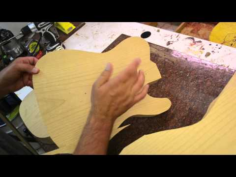 Luthier Wood Review:  Alder one of the American workhorse woods tonewood