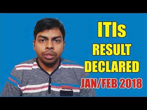 Finally ITIs Result Jan/Feb 2018 Uploaded on NCVT MIS