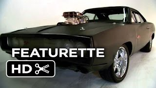 Furious 7 Cast Favorites - Dom's Charger (2015) - Vin Diesel Movie HD