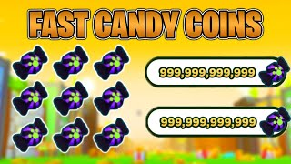 How to get Candy Coins Fast in Pet Simulator X