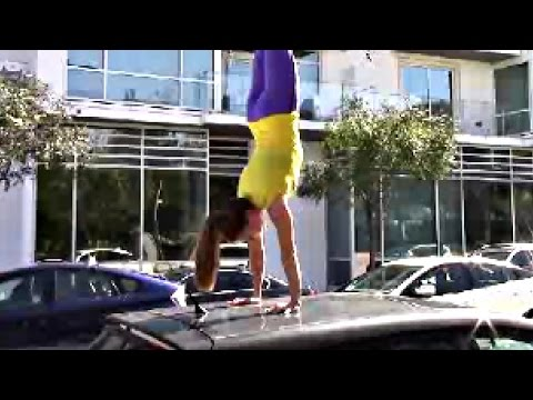 Try This Handstand Challenge For Better Balance In Your Handstand! Hold That Handstand Longer!