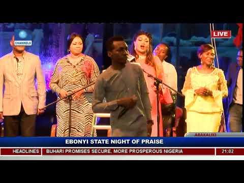 Ebonyi State Night Of Praise Pt.10  Live Event 