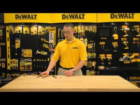 Dewalt Utility Knives Easy Blade Changing