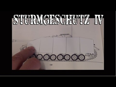 1/35 Dragon Stug IV DIY Schurzen Tutorial