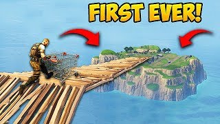 first ever shopping cart on spawn island fortnite funny fails and wtf - how to get to spawn island in fortnite
