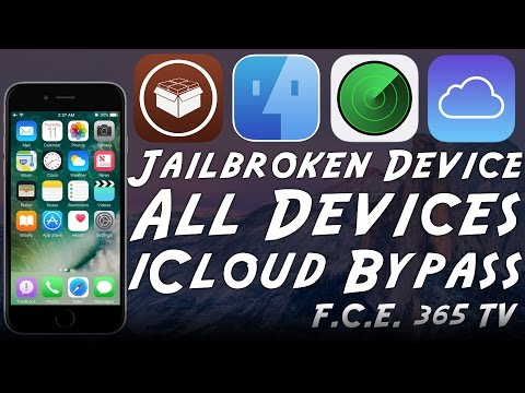 iOS - How to Bypass iCloud On All Jailbroken Devices Using iFile