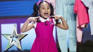 Little Liv Gregorio gives a big performance  | Ireland's Got Talent 2019
