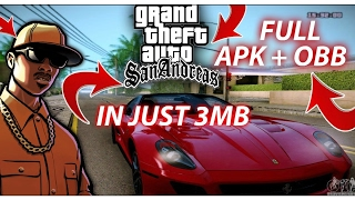 Download Gta Sa Android Highly Compressed 3mb / Peopleforcarlandrews