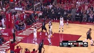 1st Quarter, One Box Video: Houston Rockets vs. Golden State Warriors