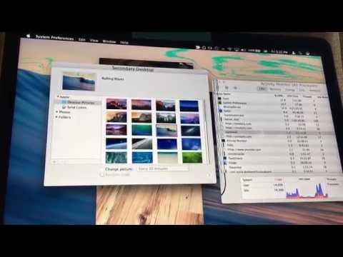 macOS Sierra Video Problems, Crazy Color Display