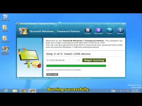 How to Unlock Windows 7 Ultimate Administrator Password When Locked Out of HP Computer