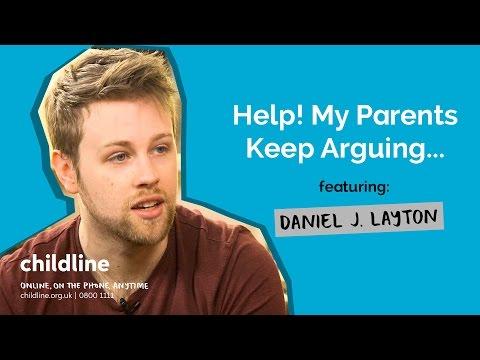 Help! My Parents Keep Arguing ft. Daniel J. Layton | Voice Box | Childline