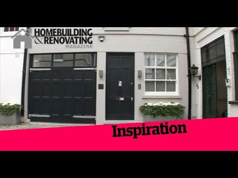 Remodelling and renovation of mews house, Central London