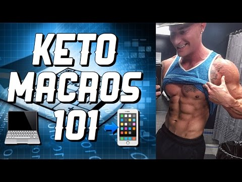 Keto Macros 101 | How To Calculate Your Macros For A Ketogenic Diet